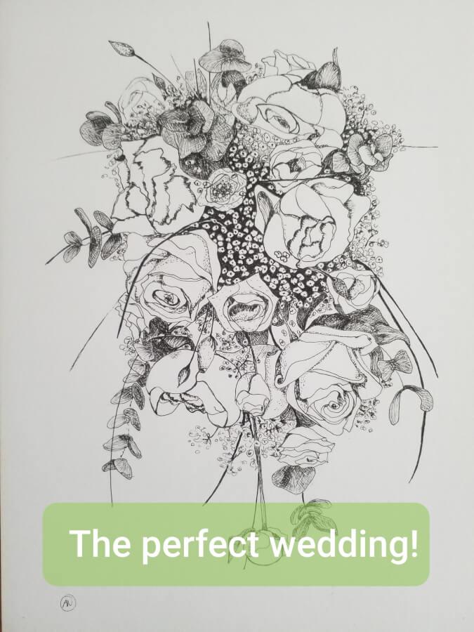 Bruidboeket nieuws
