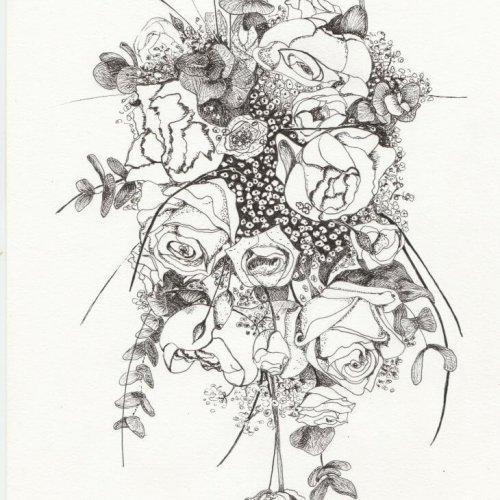 Bruidsboeket (Taste of Flowers )