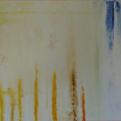 Innerlijk / acryl op doek/ 150x100/ 695,--